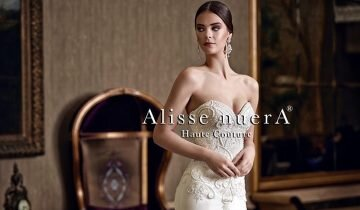 Alisse nuerA is Ready for the parade with the 2017 Wedding Dress Collection …