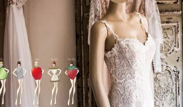 How to Choose a Wedding Dress by Body Type?