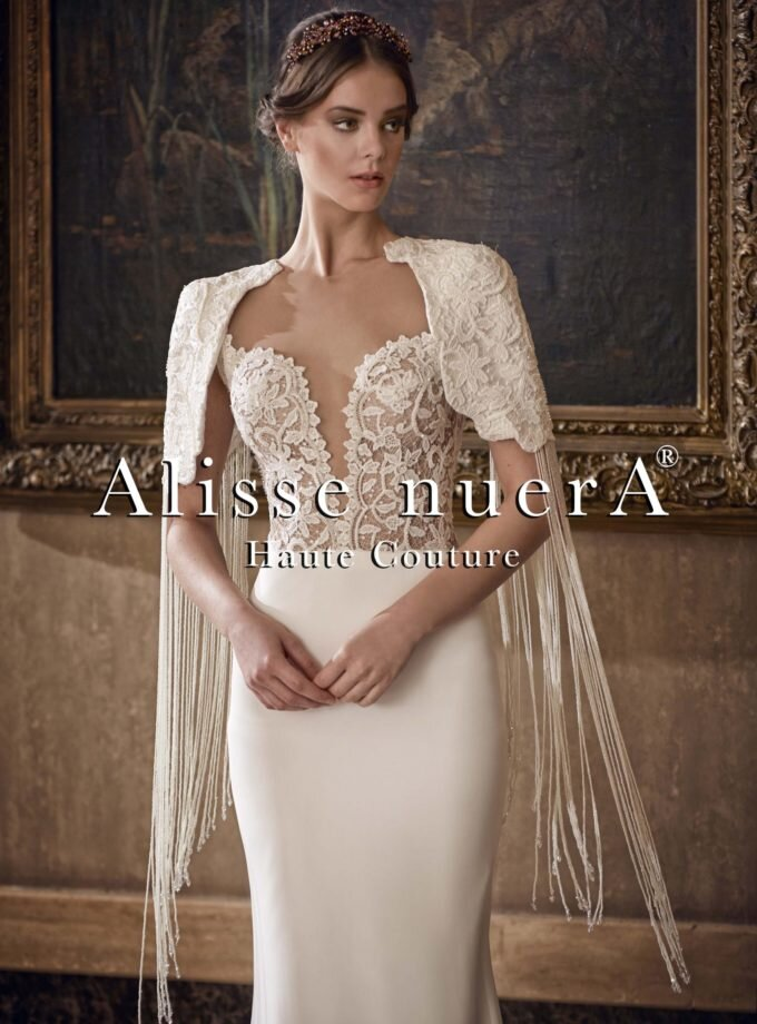 Alisse nuera 2016 collection of wedding dresses
